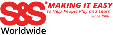 S&S Worldwide Since 1906 Helping People Play & Learn