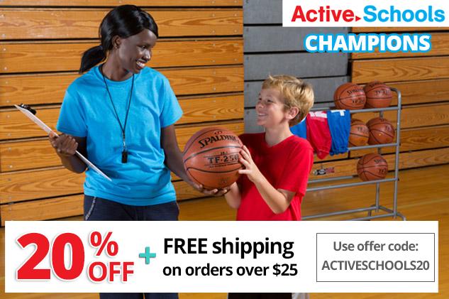 active schools discount