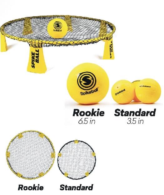 spikeball rookie or beginner set