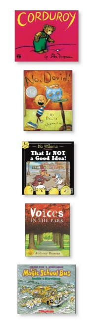 Reading Comprehension Strategies and Collections by Age