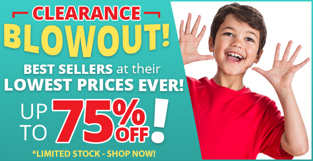 Best Sellers Clearance