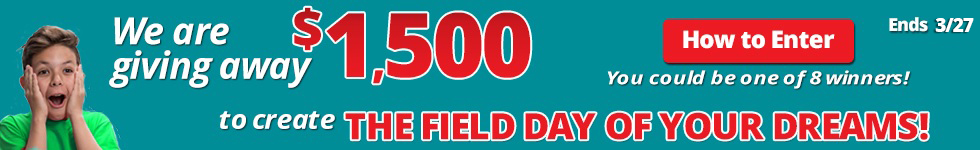 Field Day Giveaway
