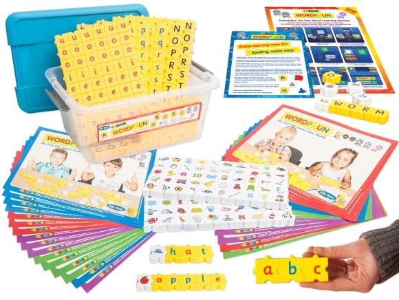 morphun literacy blocks