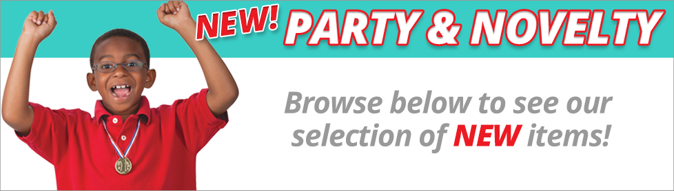 new party novelty