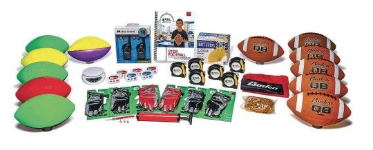 STEM Sports football