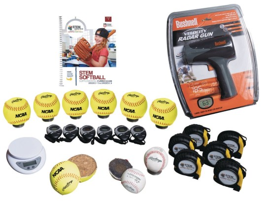 STEM Sports softball