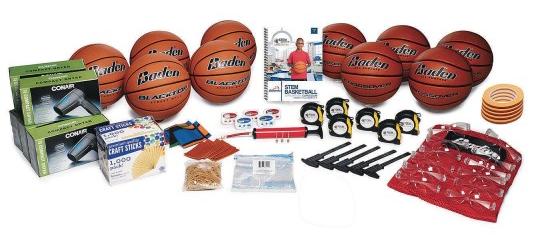 STEM Sports basketball