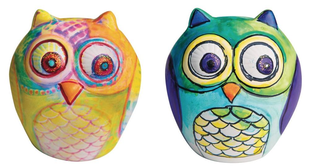 owls fall craft
