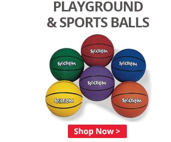 playground sports balls