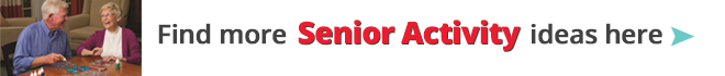 senior activities blog