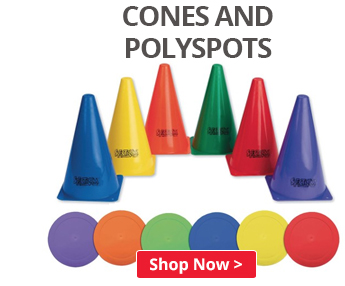cones and poly spots