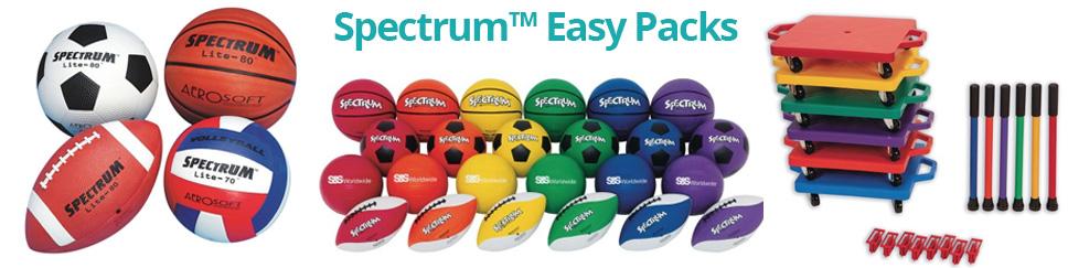 spectrum easy packs sports