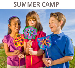 summer camp supplies and activities