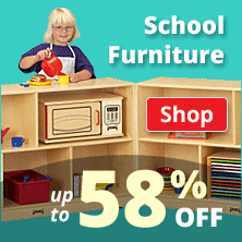 School Furniture up to 58% Off!