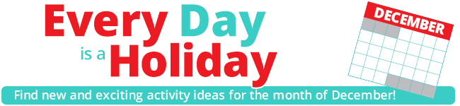December Daily Holidays