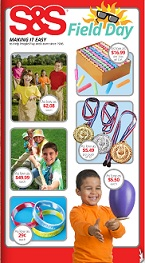 S&S Worldwide Field Day Catalog
