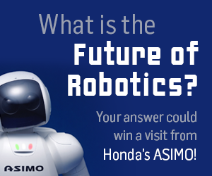 Robotics world essay contest