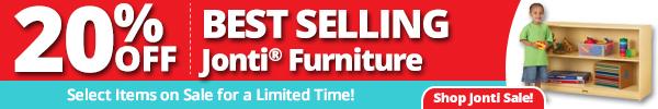 Jonti furniture sales