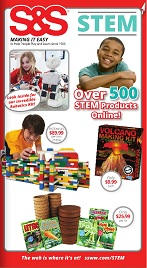 S&S Worldwide STEM Catalog