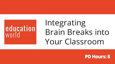 brain breaks in classroom