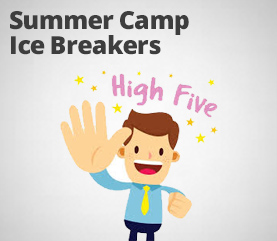 camp ice breakers