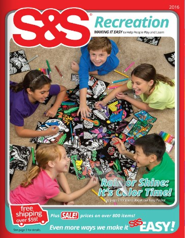 S&S Worldwide Recreation Catalog