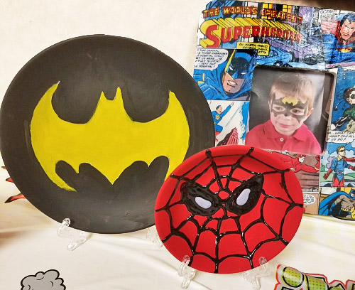 superhero craft activity