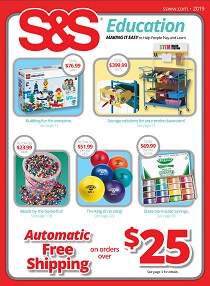 education supplies catalog