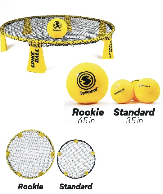spikeball rookie or beginner set