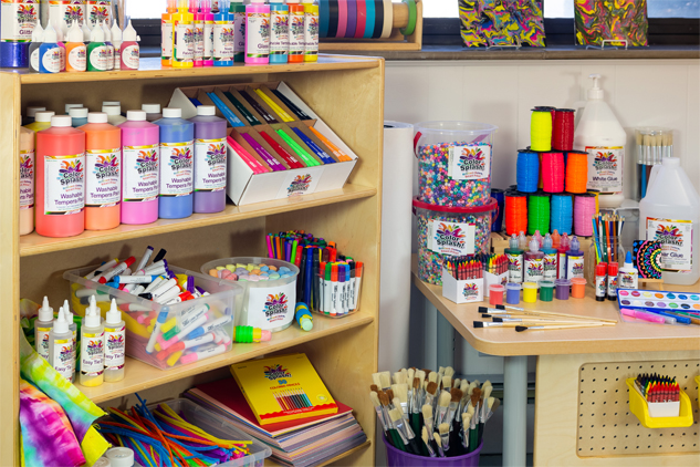 craft supply sale and discount color splash