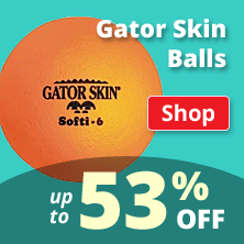 Gator Skin Balls up to 53% Off!