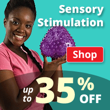 Sensory Stimulation up to 35% Off!