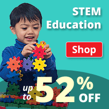 STEM Education up to 52% Off!