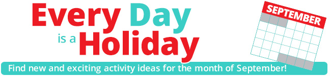 September Daily Holidays