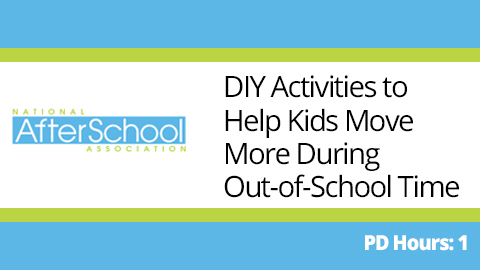 Quick DIY physical activities