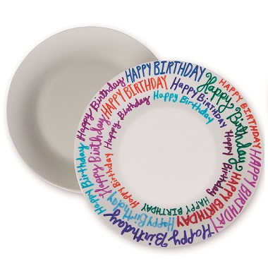 ceramic plate craft for painting