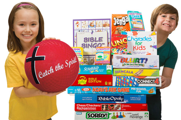 Christian activities for VBS and sunday school