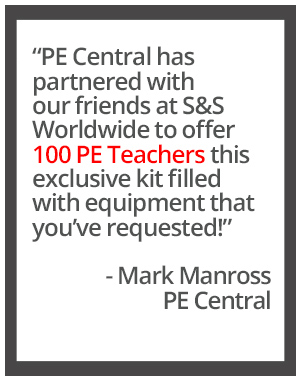 pe central supplies kit