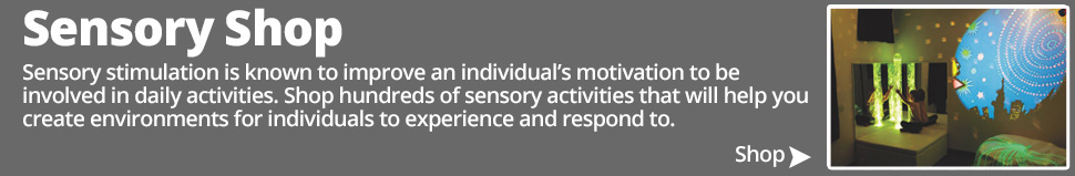 sensory stimulation products
