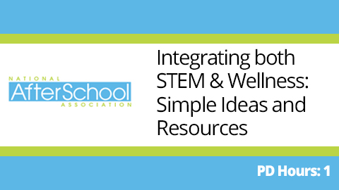 stem and wellness in after school